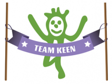 Team KEEN - Ken at the finish line